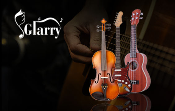 Glarry, which is known for its musical dreams and is constantly being worked on.