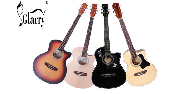 Glarry Acoustic Guitar on Sale