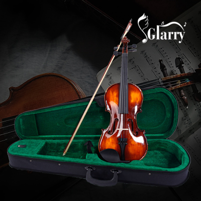 Professional music violin for sale on glarry