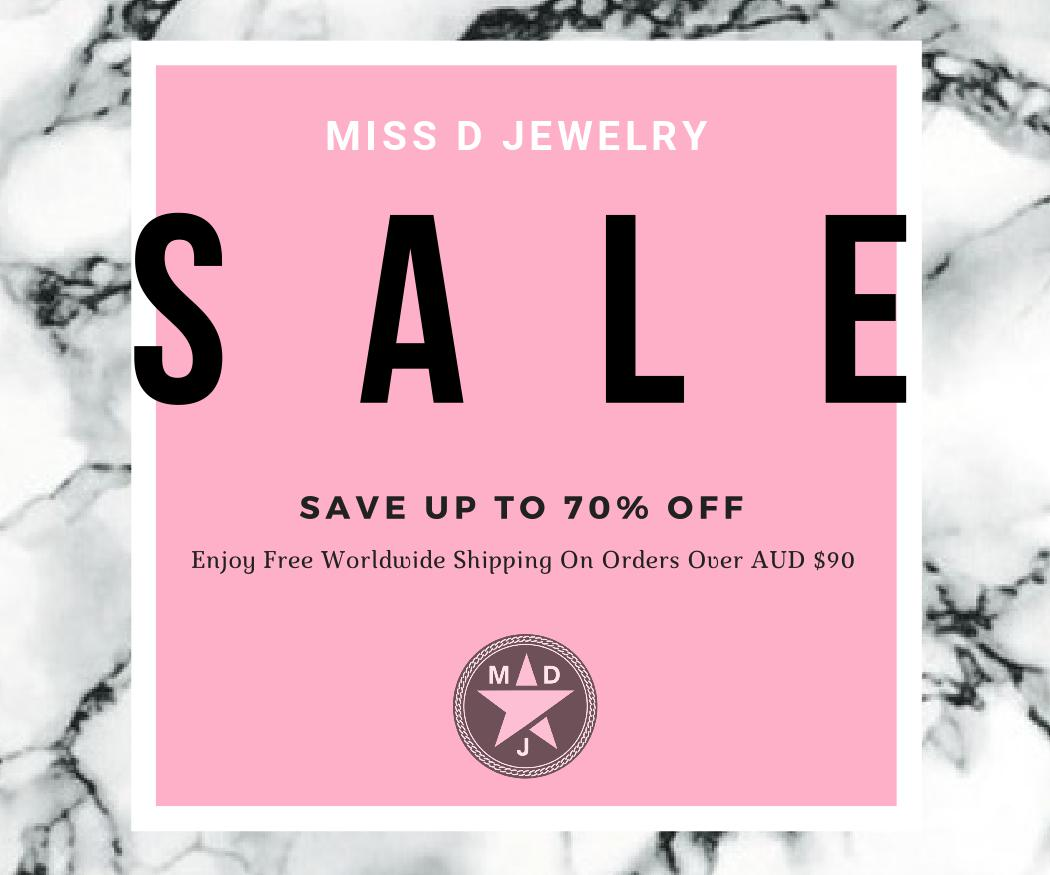 Huge Discounts On Statement Jewellery Pieces