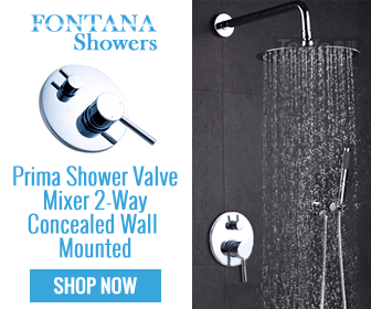 Prima Shower Valve Mixer