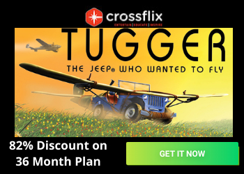 Crossflix most-watched movie - The Jeep Who Wanted to Fly
