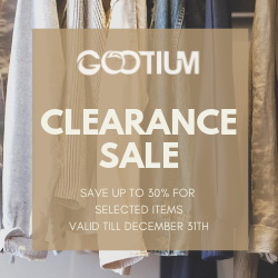Gootium seasonal sale