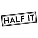 Half It Company Logo