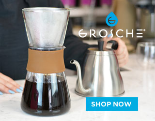 Amsterdam Pour Over Coffee Maker at Grosche.ca