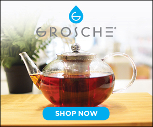 Shop Gorgeous Tea Pots at Grosche.ca