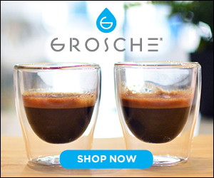 Shop Grosche.ca for Gorgeous Drinkware