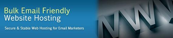 Bulk Email Friendly Website Hosting (in China)