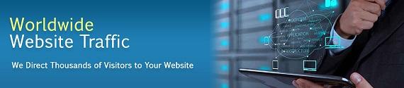 Worldwide Website Traffic - Pop Unders