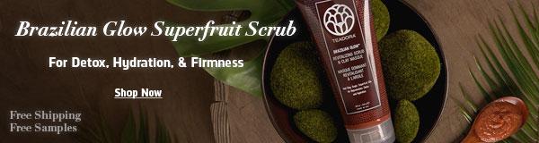 Superfruit Scrub & Masque Banner