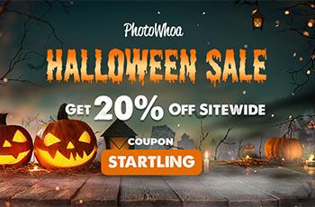 Halloween Sale Banner - 350x230
