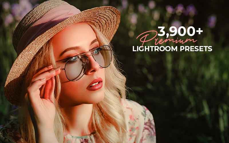 3,900+ Lightroom Presets Bundle