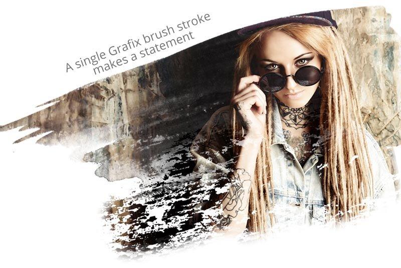 700 Graphix Brushes Bundle