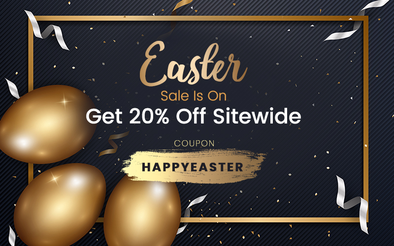 20% Off Easter Sale
