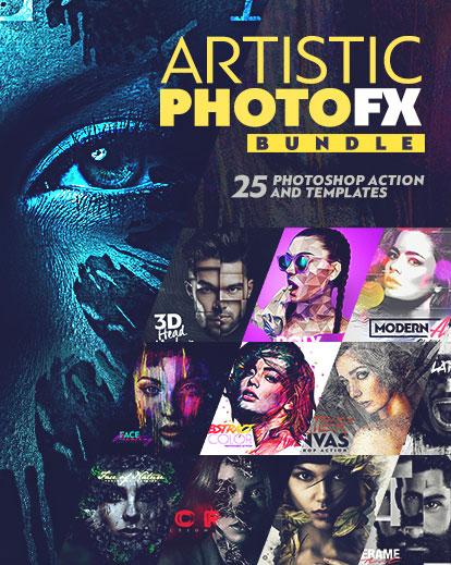 The Artistic Photo FX Bundle