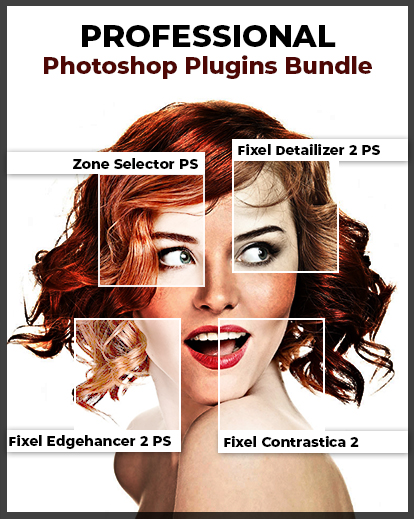 4 Photoshop Plugins Bundle