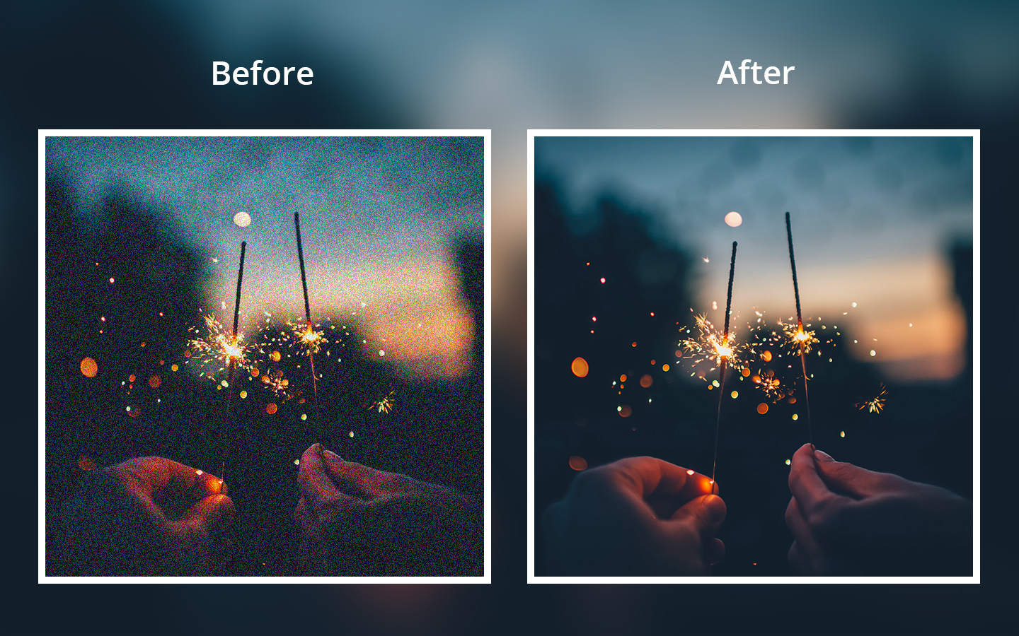 DeNoise Software: Instantly Fix Your Grainy Photos