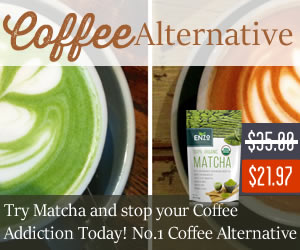 Matcha Coffee Alternative