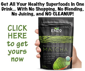 Superfood Organic Matcha