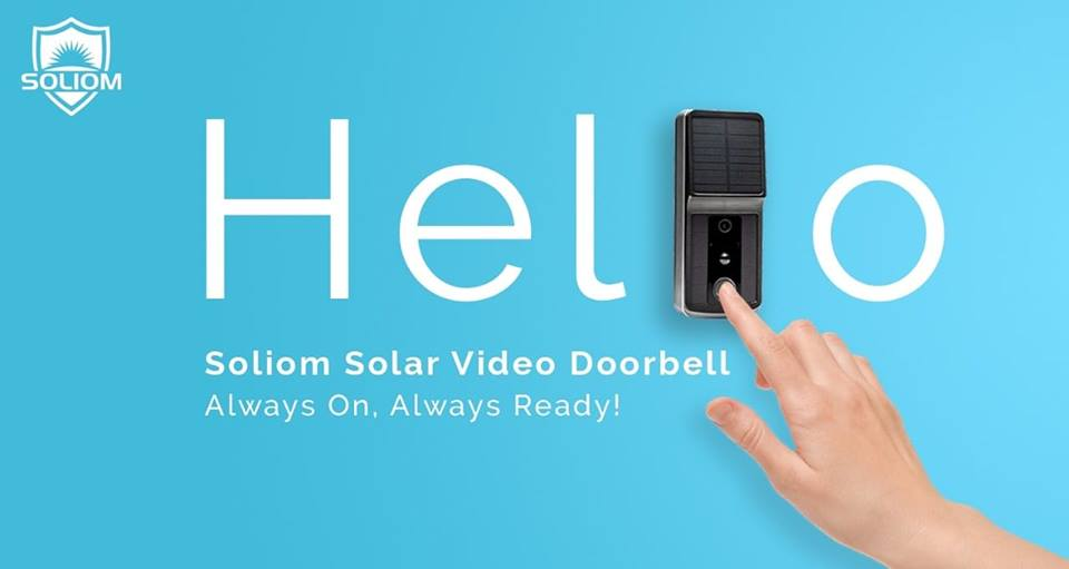 Soliom Video Doorbell
