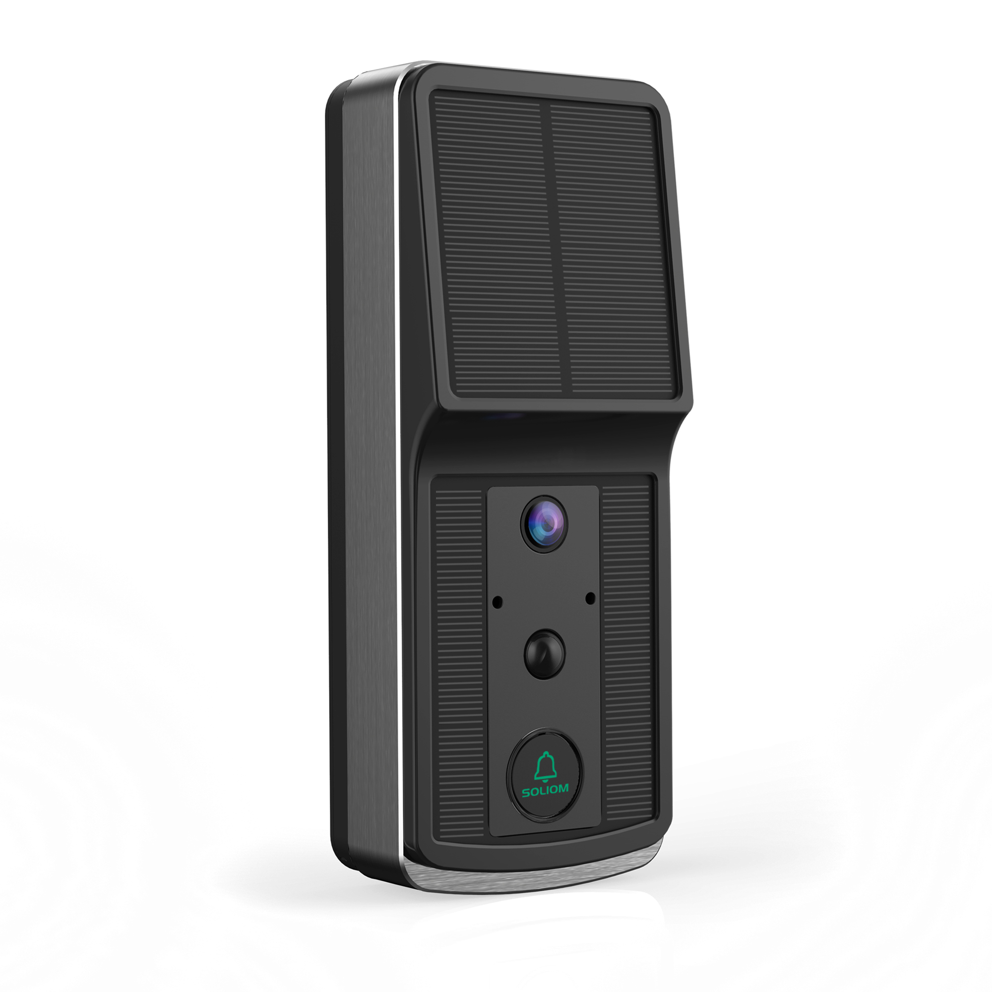 Solar power, Soliom Wireless Video Doorbell