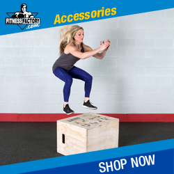 Fitness Accessories at FitnessFactory.com!