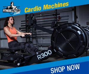Cardio Equipment at FitnessFactory.com!