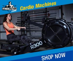 Cardio Equipment at FitnessFactory.com!
