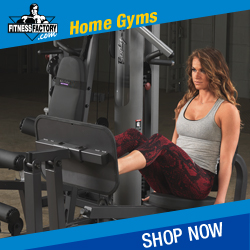 Home Gyms at FitnessFactory.com