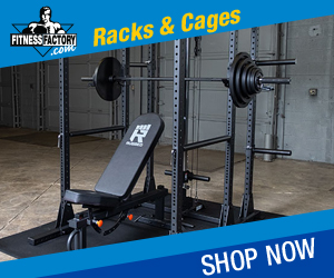 Power Racks & Cages at FitnessFactory.com