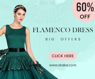 Flamenco Dance Dresses