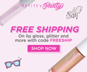 Free Shipping on pediatrician-approved lip gloss, hair glitter, eyeshadow and more at Petite 'n Pretty!