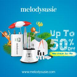 MelodySusie Manicure Summer Sale, Up to 50% Off