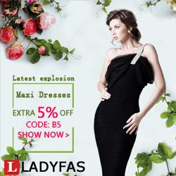 Maxi Dresses Ladyfas.com