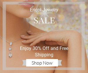 Ericol Jewelry Coupon Code Upto 50% Promo Code