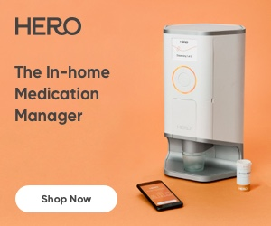 Hero medicine Dispenser