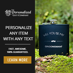 Unique Custom Gifts By The Personalized Gift Co.