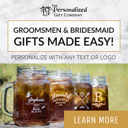 Fun, personalized and unique custom gifts from The Personalized Gift Company!