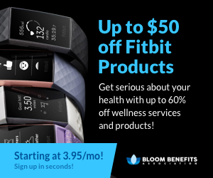 Big savings on wellness services and products!