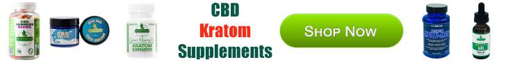 cbd kratom supplements