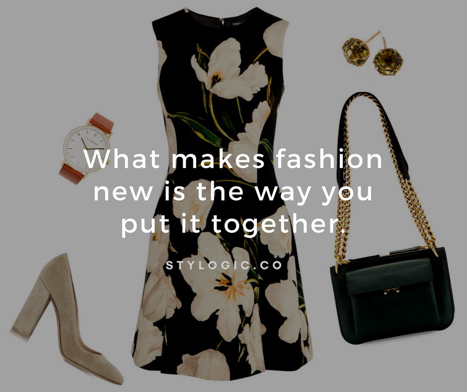 What makes fashion new