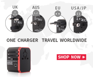 Universal Travel Charger Wall Charger