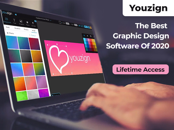 Youzign For A Lifetime - The Best Graphic Design Software Of 2020
