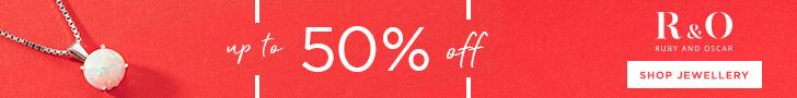 Ruby & Oscar Sale - Up to 50% off