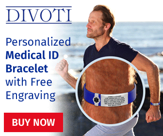 Divoti Medical ID Bracelet