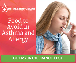 Food to Avoid in Asthma and Allergy