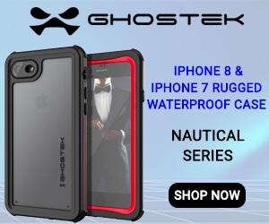 Ghostek - Nautical Series Iphone 7 Plus Rugged Case