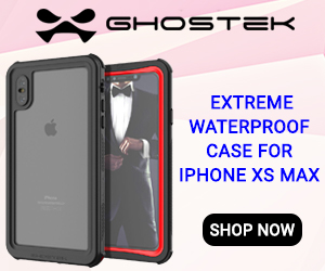 Ghostek - Extreme Waterproof Case for IPhone XS MAX