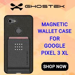 Ghostek - Magnetic Wallet Case for Google Pixel 3 XL