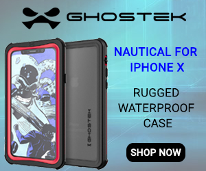 Ghostek - NAUTICAL for Iphone X Cases